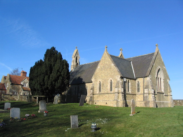 Church of St Catherine, Wyville