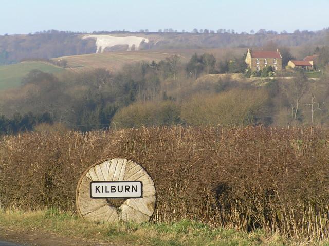 Entering Kilburn