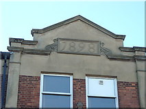 TQ7407 : Dated Building, Bexhill-on-Sea by Bill Johnson