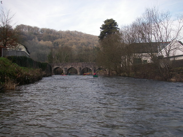 Dulverton bridge