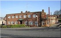SE2040 : Greenacre Community Hall - New Road Side by Betty Longbottom