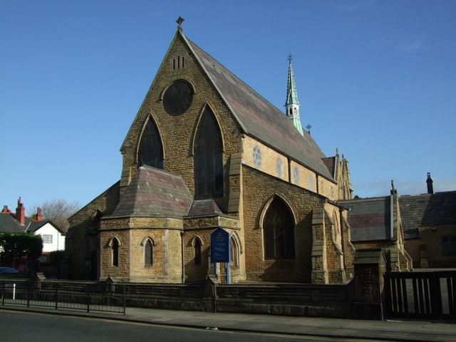 St Nicholas church, Blundellsands