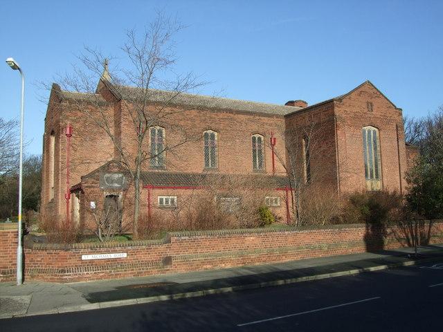 St Michael's Church, Blundellsands