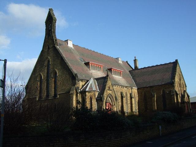 St John's church, Waterloo