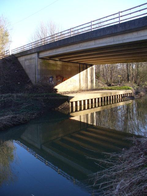 Bridge at Young Street