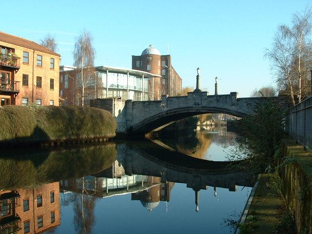 Whitefriars Bridge