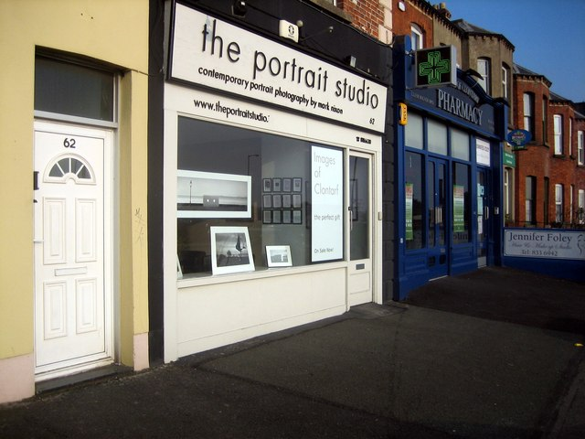 The Portrait Studio, Clontarf