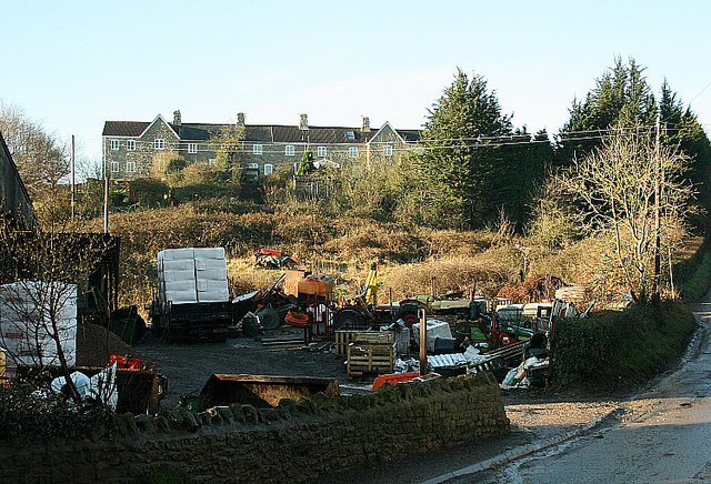 2008 : Near Double Hill Farm, Peasedown St. John