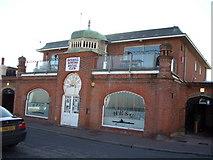 TQ7407 : Rowing Club, Bexhill-on-Sea by Bill Johnson