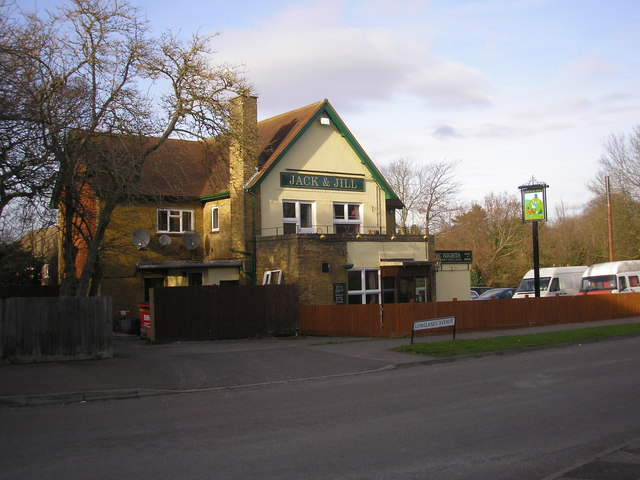 The 'Jack and Jill', Clock House, Sutton, Surrey