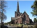SJ6671 : St Wilfrid's church from the east by Dave Croker