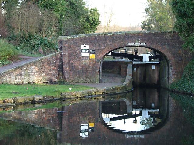 Aldersley Canal Junction, Wolverhampton