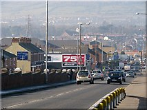 J3272 : Tate's Avenue, Belfast [1] by Rossographer