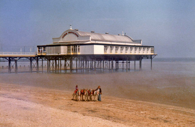 Cleethorpes Pier, Cleethorpes, Lincolnshire
