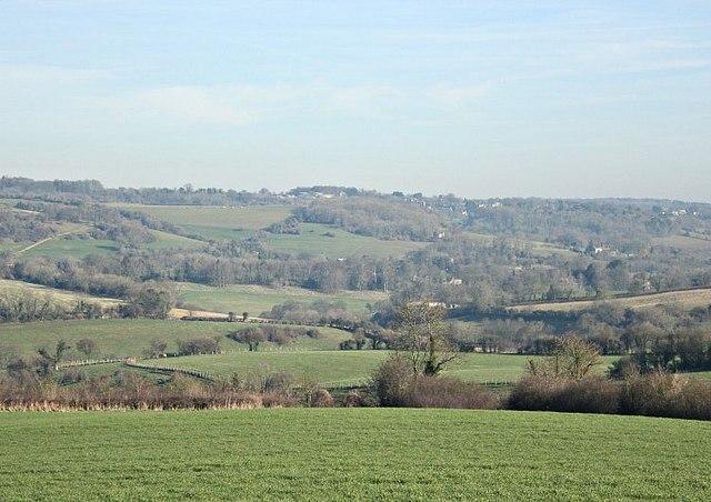 2008 : Fields near White Ox Mead