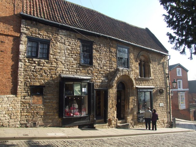 The Norman House, Lincoln