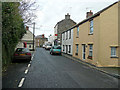 SX0680 : Fore Street, St Teath by Jonathan Billinger