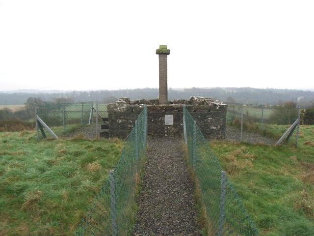 Carrickdextor or Baronstown Cross, Near Slane, Co. Meath