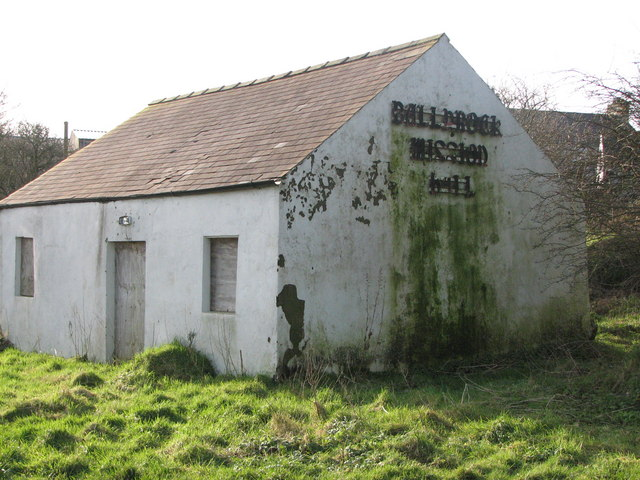 Disused Church Hall