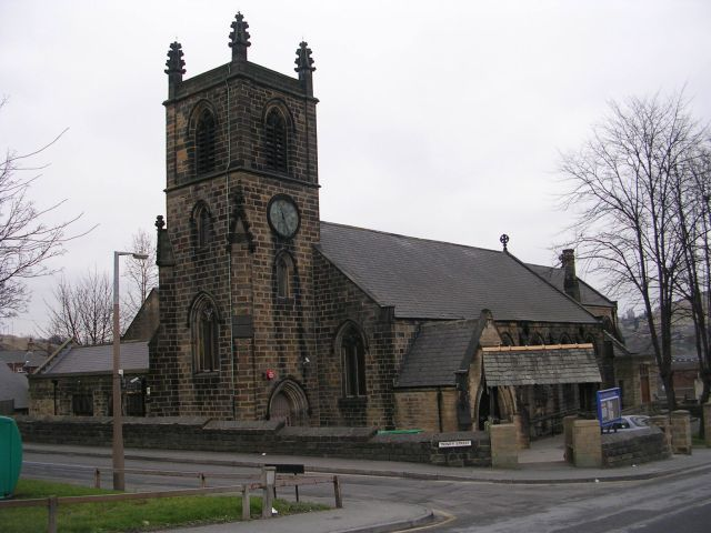 Holy Trinity Church - Upper Road, Batley Carr
