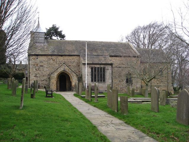 Barlow - Church of St. Lawrence