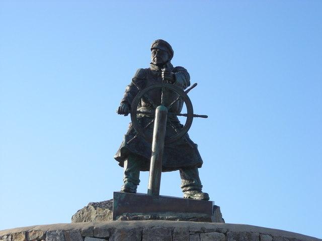Richard Evans Statue