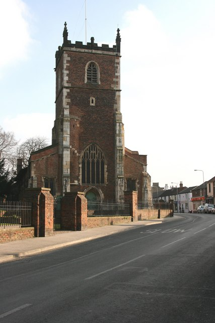 St James' Church, Sutton-on-Hull