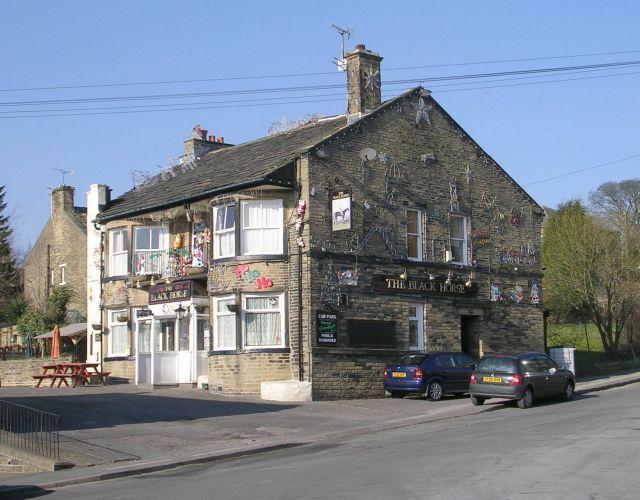The Black Horse - West Lane, Thornton