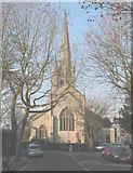 TQ4077 : St John's Church, Blackheath by Stephen Craven