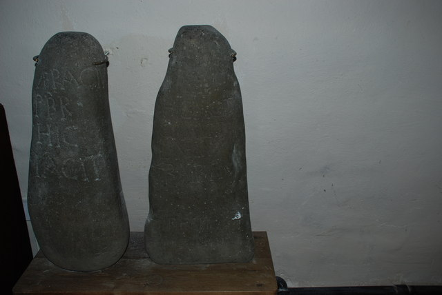 Meini Veracius & Senacus Stones