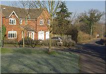 SP4476 : Kings Newnham Road, Church Lawford by Stephen McKay