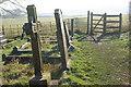 SP4576 : Church Lawford Churchyard by Stephen McKay