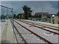 TQ3066 : Therapia Lane Tram Stop - under construction by Stacey Harris