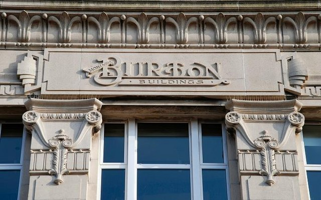 Former Woolworth's, Belfast (detail)