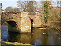 NY7415 : Bridge over the Eden at Warcop by mauldy