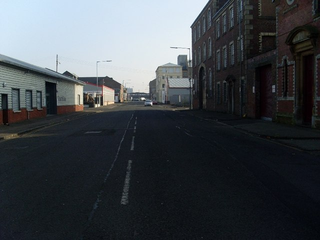 Milnpark Street, Kinning Park