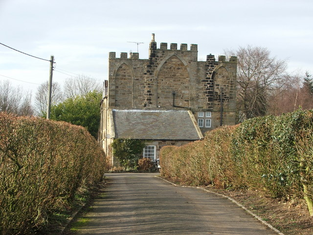 Swarland Old Hall