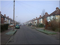 TL4661 : Lovell Road by Keith Edkins