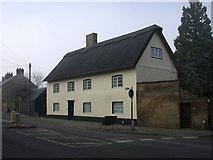 TL4568 : Pond Farm, High Street, Cottenham by Keith Edkins