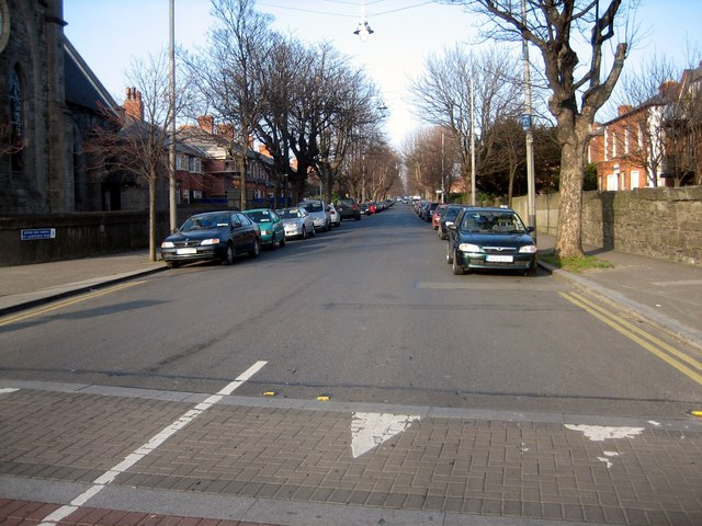 St.Lawrence Road, Clontarf