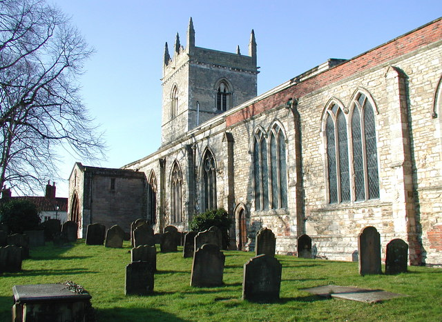 St Mary's Church, Barton-upon-Humber