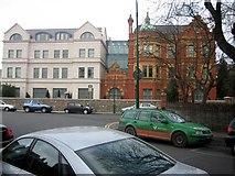 O1732 : Dylan Hotel, Eastmoreland Place, Ballsbridge by Harold Strong