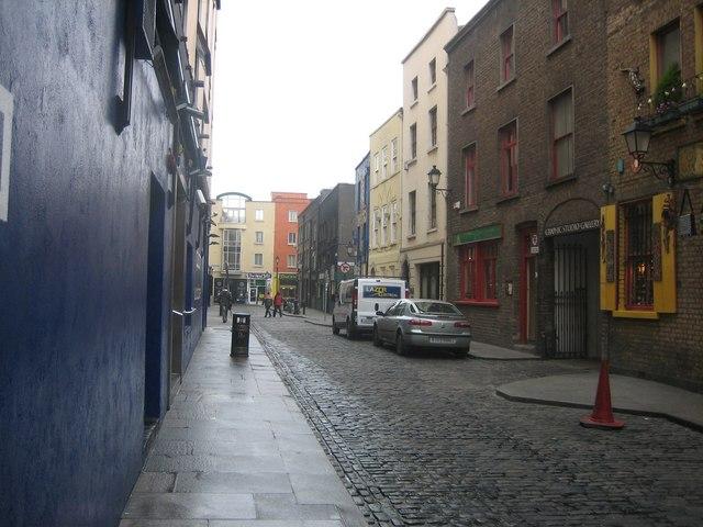 Cope Street, Dublin 2