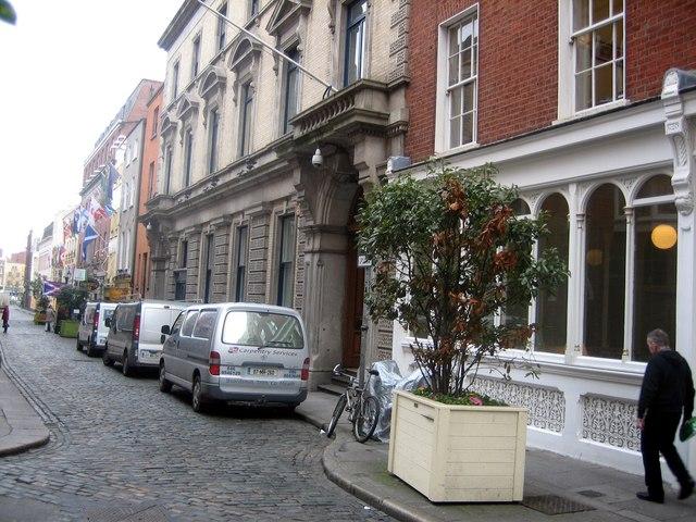 Irish Stock Exchange, Anglesea Street