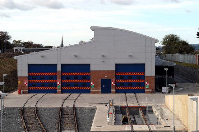 Dmu Service Depot, Drogheda