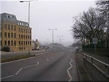 SE0824 : Burdock Way - viewed from King Cross Street by Betty Longbottom