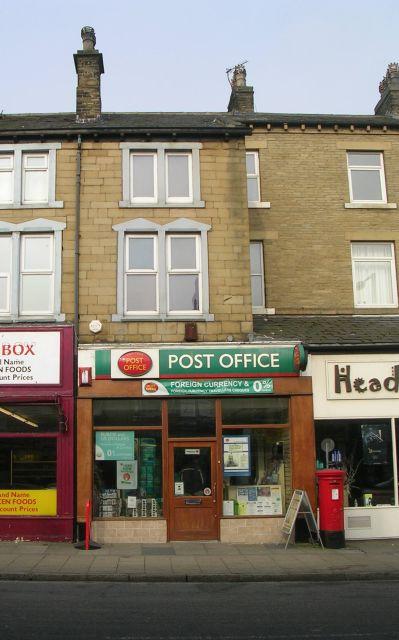 King Cross Post Office - King Cross Street, Halifax