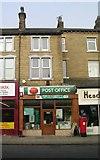 SE0724 : King Cross Post Office - King Cross Street, Halifax by Betty Longbottom