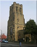 SE0724 : St Paul's Church - Queens Road, Halifax by Betty Longbottom