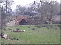 SO7598 : Stableford Bridge by Row17